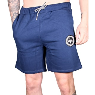 Hype Crest Shorts - Navy