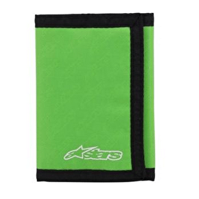 Alpinestars Everyday Tri-Fold Wallet - Green