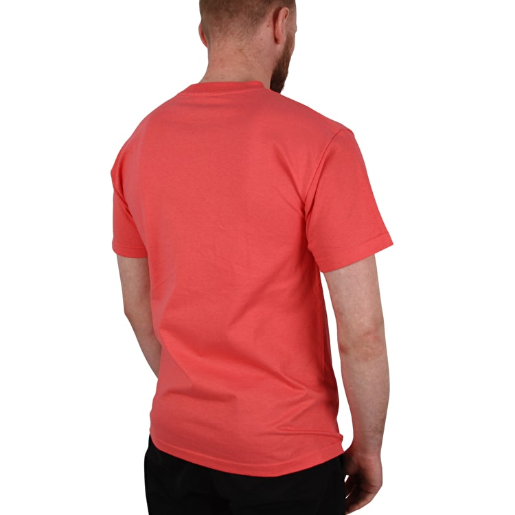 X-Large All Sizes T-Shirt - Coral
