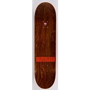 Deathwish Lady Of The Night Slash Skateboard Deck - 8.125