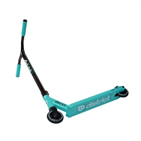 District 2017 C-Series C050 Complete Scooter - Mint/Black