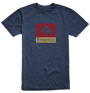 Emerica Combo 10 T-Shirt - Navy