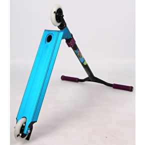 Razor Pro x MGP Custom Scooter - Blue/Black/Purple