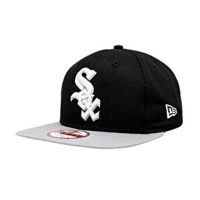 New Era Team Basic Snapback Cap - Chicago White Sox