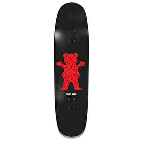 Grizzly x Spiderman Cruiser Skateboard Deck