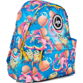 Hype x Spongebob Backpack - Rainbow Bubbles