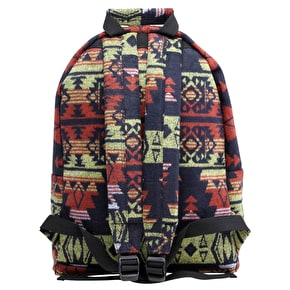 Mi-Pac Backpack - Felt Meso Navy/Multi