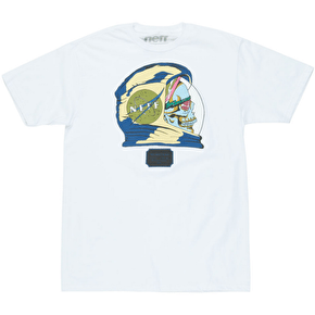 Neff Far Far Out T-Shirt - White
