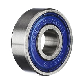 Speed Demons Bearings - ABEC 3 (Pack of 8)