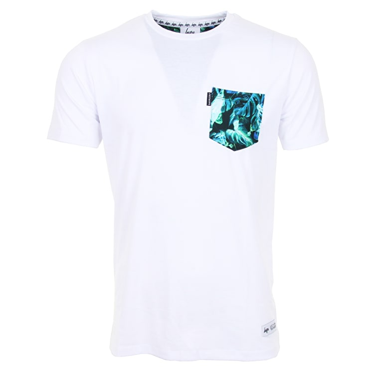 Hype Neon Jungle Pocket T-Shirt