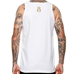 Rebel8 Rulers Tanktop - White