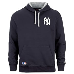 New Era MLB NY Yankees Team Hoodie - Navy