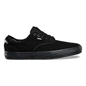 Vans Chima Ferguson Shoes - (Mono) Black/Black
