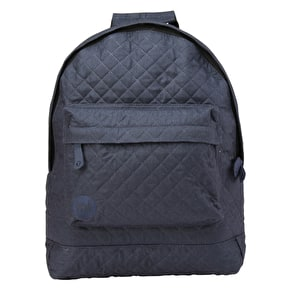 Mi-Pac Quilted Backpack - Navy