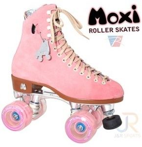 Moxi Lolly Strawberry Quad Roller Skates