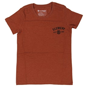 Element Sport Crew Womens T-Shirt - Sequoia