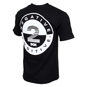 DGK Mathematics T-Shirt - Black