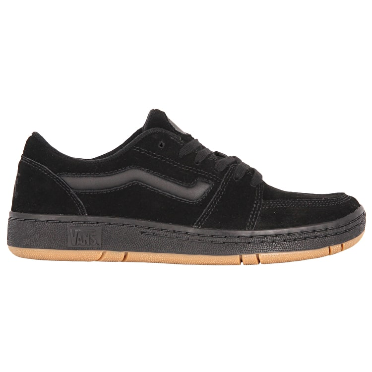 Vans Fairlane Pro Skate Shoes - Black/Black