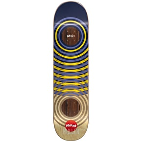 Almost Skateboard Deck - OG Impact Rings Mullen 7.75