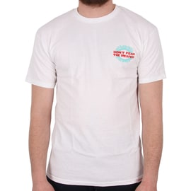 Diamond Supply Co Reaper T shirt - White