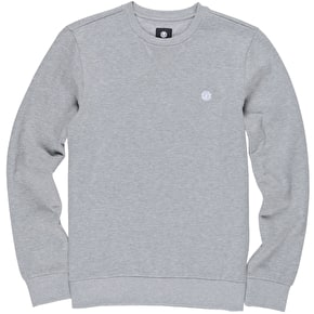 Element Cornell Classic CR Crewneck - Grey Heather