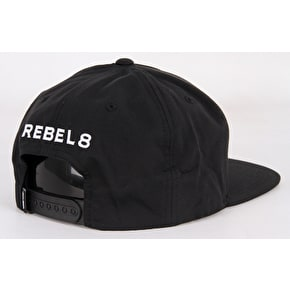 Rebel8 Lousy Cap - Black