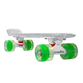 Mello Complete LED Skateboard - Lime Slush 22