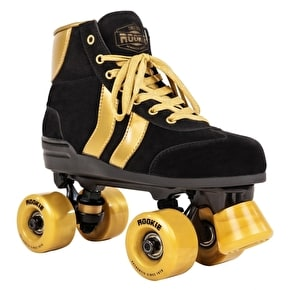 Rookie Authentic Quad Skates - Black/Gold