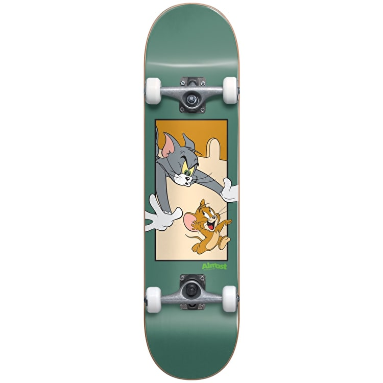 Almost Tom & Jerry Complete Skateboard - 7.75""