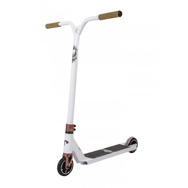 Phoenix Sequel 4.5 Complete Scooter - Satin White