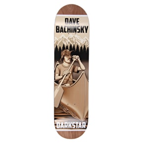 Darkstar Canoe Impact Light Skateboard Deck - Bachinsky 8