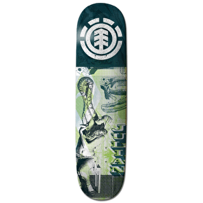 Element Overprint Skateboard Deck - Julian 8.375
