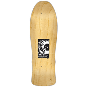 Santa Cruz Holding Back The Hands Of Time Skateboard Deck - Grabke 10.1