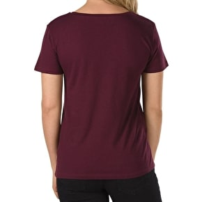 Vans Classic Standard Womens T-Shirt - Port Royale