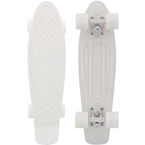 Penny Nickel White Lighting Complete Skateboard - 27