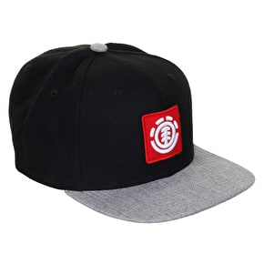 Element United Cap - Black