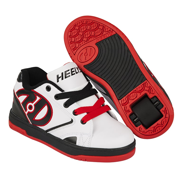 Heelys Propel 2.0 - White/Black/Red