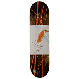 Habitat Harper Familiar Fish Skateboard Deck 8.25
