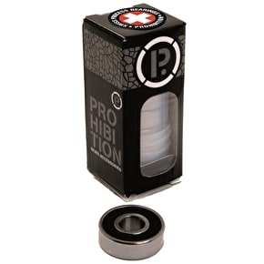 Prohibition Swiss Longboard Bearings (Pack of 8)