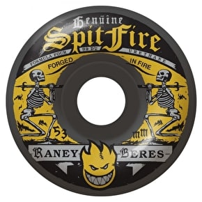 Spitfire Formula Four Raney Firewater 99a Skateboard Wheels - 53mm (Pack of 4)