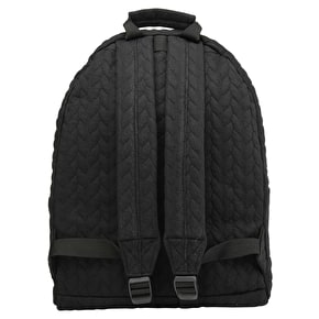 Mi-Pac Jersey Rope Backpack - Black