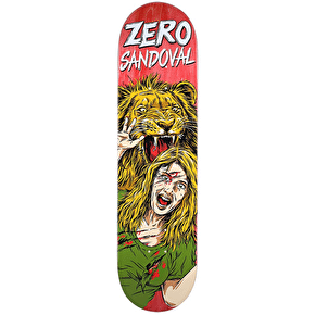 Zero Skateboard Deck - Animal Attack Sandoval 8