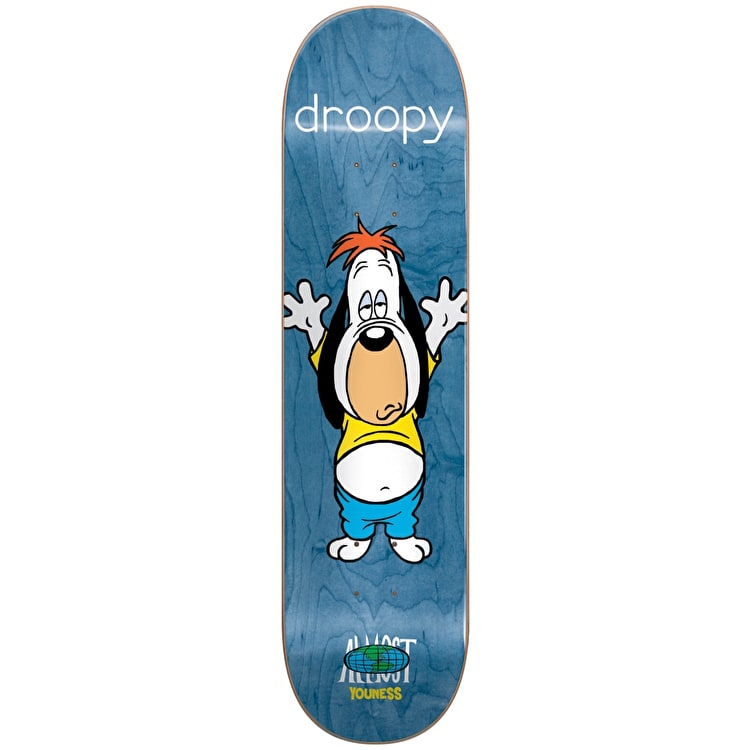"""Almost Droopy Stretch R7 Skateboard Deck - Youness 8"""""""