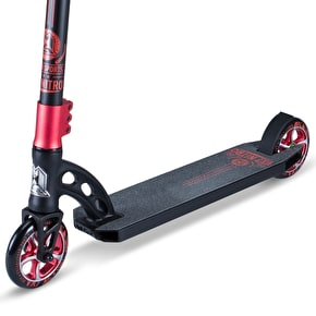MGP VX7 Nitro Pro Complete Scooter - Black/Red