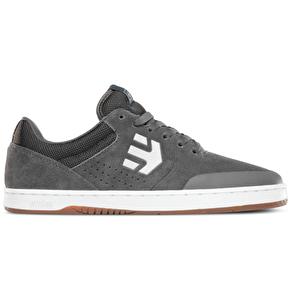 Etnies Marana Shoes - Dark Grey/White/Gum