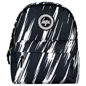 Hype Monotone Stripes Backpack