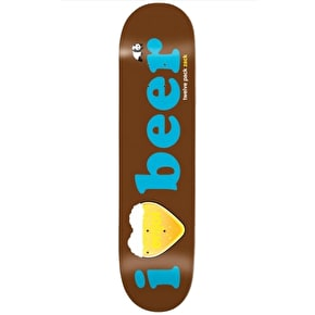 Enjoi I Heart Series R7 Skateboard Deck - Wallin 8
