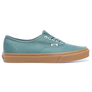 Vans Authentic Skate Shoes - Duck Green/Gum