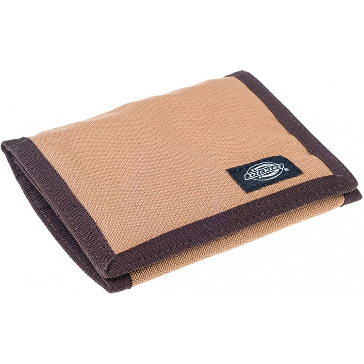 Dickies Crescent Bay Wallet - Brown Duck