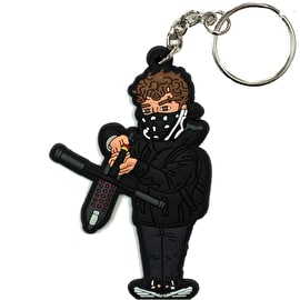 FIGZCollection Dante Hutchinson Key Ring